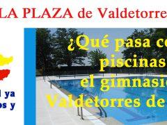 Entrevista al alcalde de Valdetorres de Jarama sobre la apertura de las piscinas, el gimnasio y más