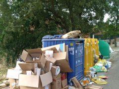 El Ayuntamiento de Uceda inicia investigaciones para detectar a quienes están vertiendo escombros, enseres y todo tipo residuos en Caraquiz
