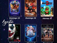 Talamanca de Jarama ofrece su cine de verano para julio y agosto