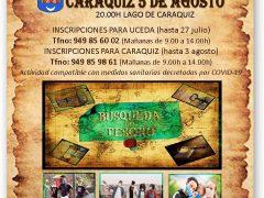 Autocine, circuito slot y un «escape room» en Uceda y Caraquiz