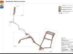 El Ayuntamiento de Talamanca de Jarama comienza con las obras de pavimentación de calles
