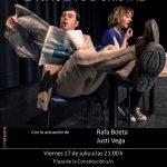 Talamanca de Jarama ofrece la obra de teatro: «La jaula de cristal»