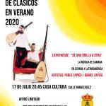 Valdetorres de Jarama celebra Clásicos en Verano 2020