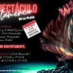 Espectáculo flamenco en El Casar el 14 de agosto