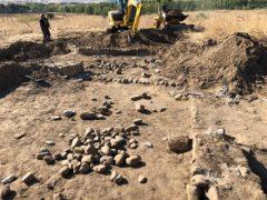Comienzan las obras de excavación en las ruinas romanas de Valdetorres de Jarama