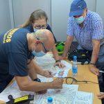Carta de agradecimiento del alcalde de Valdepiélagos por la ayuda recibida ante los incendios del 1 de agosto