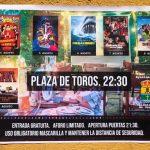 Comienza la semana de Cine de Verano 2020 en Valdetorres de Jarama