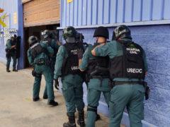 La Guardia Civil detiene a 12 personas pertenecientes a una organización de trata de personas que operaban en Torrejón del Rey, Camarma y Azuqueca, entre otras localidades
