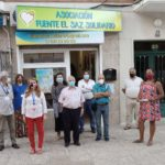 Los miembros de la Asociación Fuente el Saz Solidario crean grupos vecinales de ayuda mutua, ante la crisis generada por el Covid-19