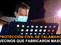 Homenaje y entrega de medallas al «Mérito Civil» a Protección Civil de Talamanca de Jarama