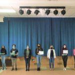 El Consejo Escolar de El Casar entrega los diplomas a los alumnos excelentes del curso 2019/2020