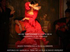 El Corral de la Morería, el tablao flamenco más famoso del mundo, se podrá disfrutar en Talamanca de Jarama