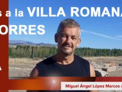 Visita a la Villa Romana de Valdetorres de Jarama para hablar con el arqueólogo que dirige las obras