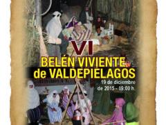 El Belén Viviente de Valdepiélagos no se celebrará este año