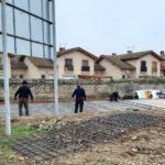 Talamanca de Jarama comienza las obras de los espacios que albergarán las calderas de biomasa