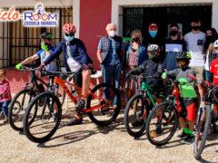 El Casar da comienzo a la tercera edición de la Escuela de Ciclismo Infantil