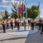 La Agrupación de Protección Civil de Fuente el Saz triplica el número de voluntarios en cinco meses