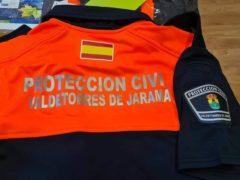 Los voluntarios de Protección Civil de Valdetorres de Jarama ya han comenzado su formación y prácticas