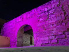 Talamanca de Jarama se viste de rosa por el Día Internacional contra el cáncer de mama