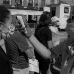 El Ayuntamiento de Valdetorres de Jarama inagura la exposición fotográfica «Tiempos de zozobra»