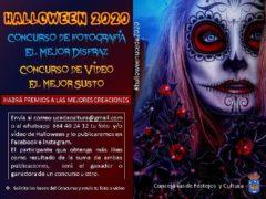 Uceda organiza un concurso fotográfico al mejor disfraz y al mejor vídeo de Halloween en modalidad online