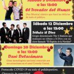 Quedan pocas entrada para los conciertos de «El Trovador del Humor» y «LOS SECRETOS» de Valdetorres de Jarama