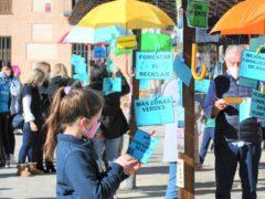 El Casar celebra el Día Universal de los Derechos del Niño con peticiones de mejoras para el municipio