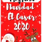 El Casar ya tiene preparado su programa de NAVIDAD 2020