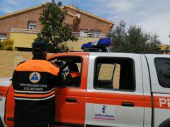 El Ayuntamiento de Uceda concede la Medalla de ORO a la Agrupación de Voluntarios de Protección Civil de Uceda
