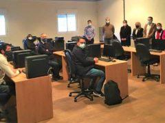 El Ayuntamiento de El Casar y la Consejería de Empleo ponen en marcha un taller de recualificación personal en instalaciones electrotécnicas y telecomunicaciones