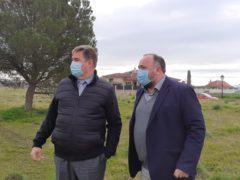 El director General de Administración Local de la Comunidad de Madrid visita las obras del PIR de Valdetorres de Jarama y anuncia unos 2.500.000 euros del nuevo PIR