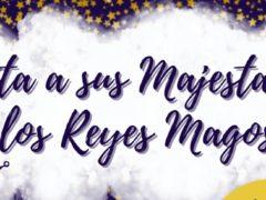 Visita a Sus Majestades Los Reyes Magos en El Casar