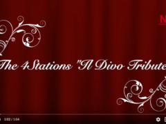 Espectacular concierto de The 4Stations «Il Divo Tribute» en Valdetorres de Jarama