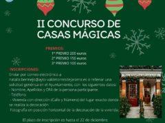 El Ayuntamiento de Valdetorres de Jarama convoca el «II Concurso de Casas Mágicas»