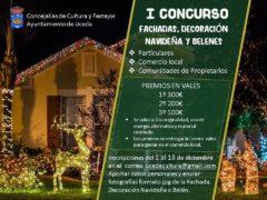 El Ayuntamiento de Uceda convoca su «Primer Concurso de Fachadas, Balcones y Decoración Navideña»