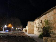 Finalizan las obras de consolidación del tramo norte de la muralla de Talamanca de Jarama y de la tapia de La Cartuja