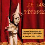El Ayuntamiento de Talamanca de Jarama ofrece «El rincón de los Títeres» en el Día de la Constitución