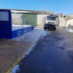 El alcalde de Uceda, agradecido con todos los que se están implicando en la limpieza de nieve para la vuelta al cole