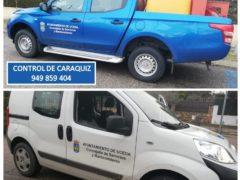El Ayuntamiento de Uceda instala GPS en los vehículos municipales