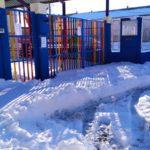 El Ayuntamiento de Uceda continúa trabajando para acondicionar los accesos a espacios municipales