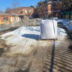 El Ayuntamiento de Valdetorres de Jarama repartirá 2.000 kilos de sal entre los vecinos