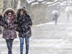 El Ayuntamiento de El Casar activa el Plan Invernal debido al temporal que llegará los próximos días con heladas y nieve