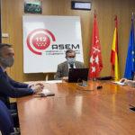 La Comunidad de Madrid va a revisar los planes de Protección Civil de Valdetorres, Talamanca de Jarama y Fuente el Saz