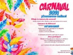 Talamanca de Jarama celebra sus Carnavales 2021 de forma virtual