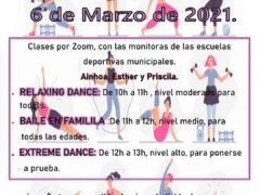 El Casar celebrará el Día de la Mujer con actividades deportivas a través de Zoom