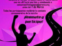 La Marcha de la Mujer 2021 de Talamanca de Jarama la hará «cada uno por su cuenta»