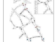El Casar reestructura el tráfico en el Camino de la Fuente, Plaza del Olmo y calle Toledo