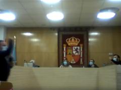 El portavoz de Ciudadanos de Fuente el Saz dice «haber puesto a disposición de la autoridad judicial» las manifestaciones de Muntadas