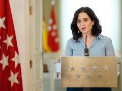 Dimite Isabel Díaz Ayuso y se programan elecciones para el 4 de mayo
