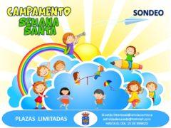 El Ayuntamiento de Uceda hace un sondeo para decidir si organizar un campamento para niños en Semana Santa